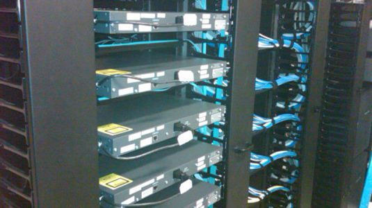 Cisco Catalyst Switches, Rack and cabling